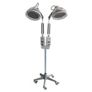 Lamp TDP 2 head with stand