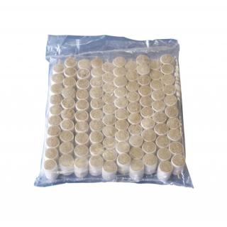 Mini pure moxa cones for needle