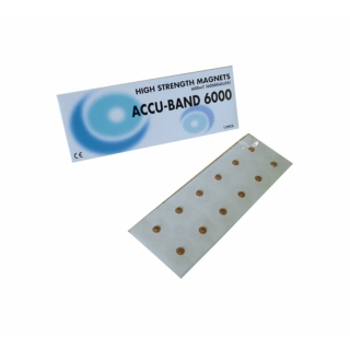 Magnetic plates Accu-band - 6000 gauss