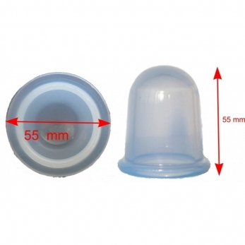 Cup silicone, size M